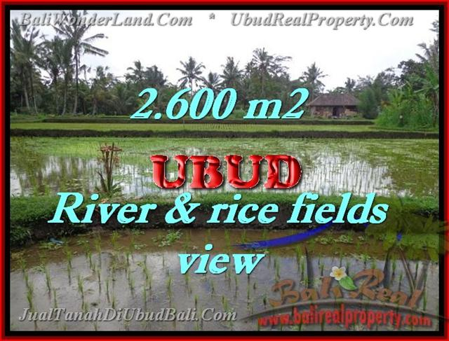 Attractive Property for sale in Bali, land for sale in Ubud  – TJUB421