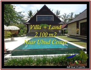 Affordable PROPERTY 2,190 m2 LAND SALE IN UBUD BALI TJUB530