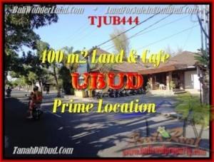 Magnificent LAND SALE IN Sentral Ubud BALI TJUB444
