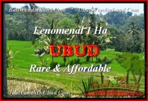 Affordable Ubud Pejeng LAND FOR SALE TJUB456